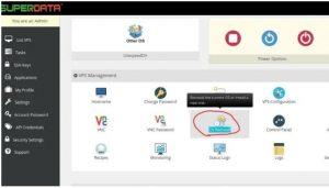 Hướng dẫn cách Reinstall OS cho Cloud VPS trên KVM (4)