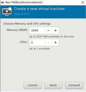Hướng dẫn cài đặt (Install) KVM trên CentOS 7 (6)
