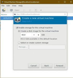 Hướng dẫn cài đặt (Install) KVM trên CentOS 7 (7)