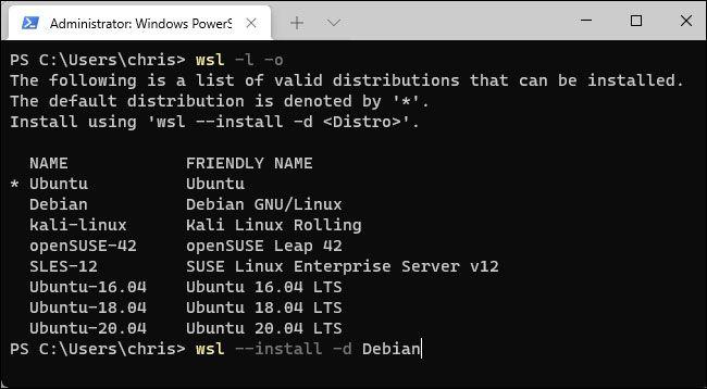 Hướng dẫn chi tiết cách cài đặt WSL trên Windows 11 (3)