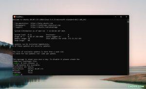 Hướng dẫn chi tiết cách cài đặt WSL trên Windows 11