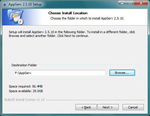 Localhost là gì? Hướng dẫn cài đặt localhost bằng XAMPP và AppServ 13