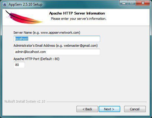 Localhost là gì? Hướng dẫn cài đặt localhost bằng XAMPP và AppServ 15