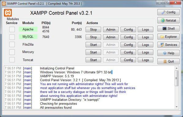 Localhost là gì? Hướng dẫn cài đặt localhost bằng XAMPP và AppServ 8