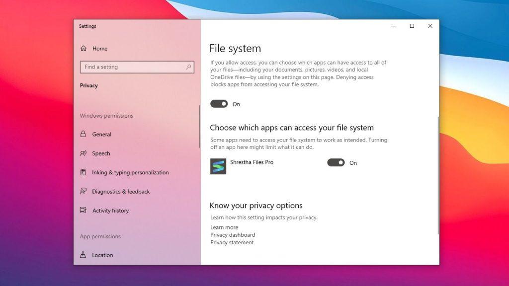Tặng miễn phí Shrestha Files Pro cho người dùng Windows 10 (2)