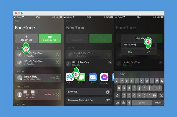 Hướng dẫn cách gọi video FaceTime trên Android lẫn PC Windows 2