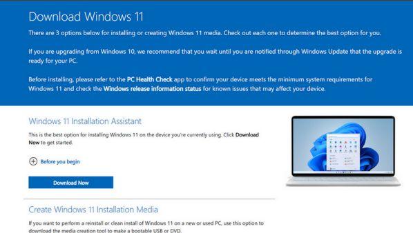 Hướng dẫn cách nâng cấp PC lên Windows 11 trên mọi thiết bị 1