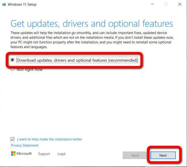 Hướng dẫn cách nâng cấp PC lên Windows 11 trên mọi thiết bị 7
