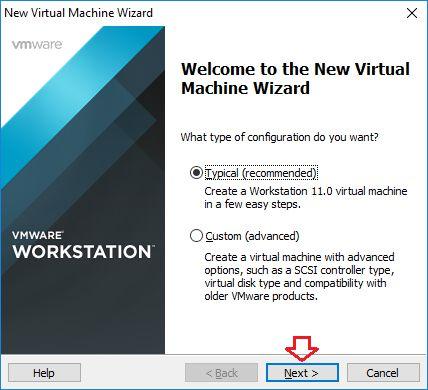 Hướng dẫn cài đặt CentOS 7 trên VMware đầy đủ nhất (2)