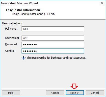 Hướng dẫn cài đặt CentOS 7 trên VMware đầy đủ nhất (5)