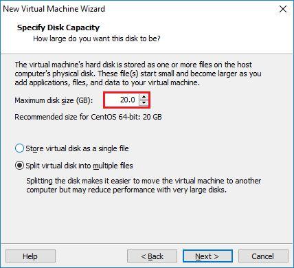 Hướng dẫn cài đặt CentOS 7 trên VMware đầy đủ nhất (7)