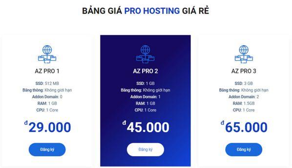 Top 5 nhà cung cấp Hosting giá rẻ tốt nhất tại Việt Nam 4